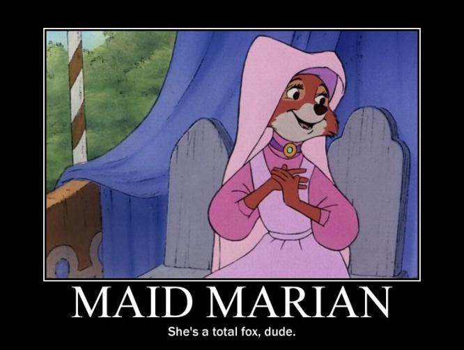 essayist who wrote maid marian