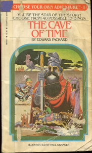 Sydlexia com - Cheat Your Own Adventure: The Cave Of Time
